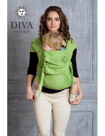 Diva Toddler Mei Tai 100% cotton: Erba