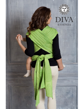 Diva Toddler Mei Tai 100% cotton: Erba