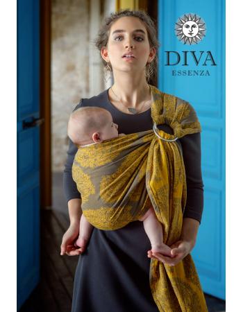 Diva Essenza 100% cotton: Savana Ring Sling