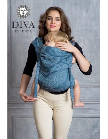 Diva Toddler Mei Tai 100% cotton: Eclipse