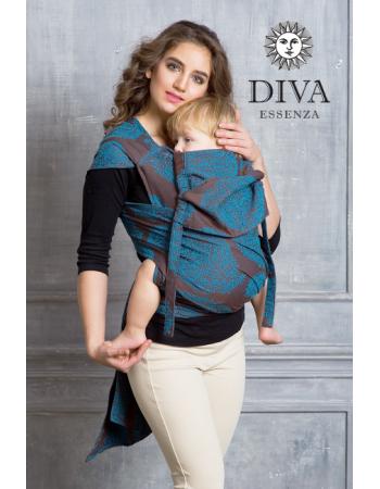Diva Toddler Mei Tai 100% cotton: Libellula