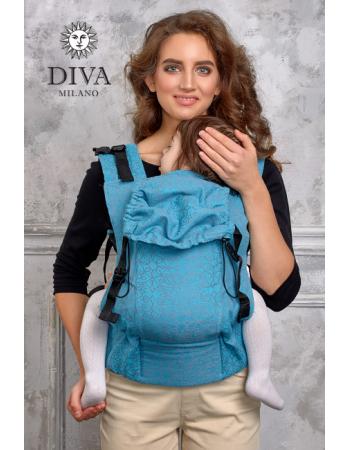 Diva Essenza Wrap Conversion Buckle Carrier: Lago