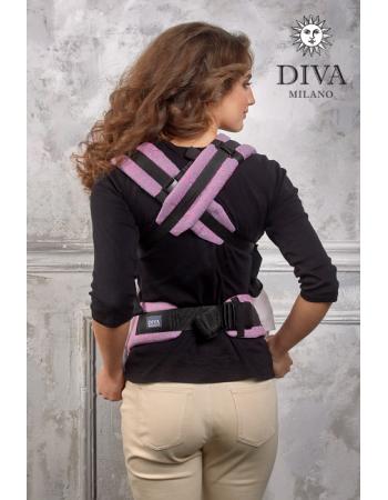 Diva Basico Wrap Conversion Buckle Carrier: Perla