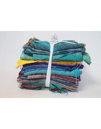 Diva Essenza Wrap Scraps, 2-colored All Cotton, 1kg