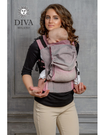 Diva Essenza Wrap Conversion Buckle Carrier: Dolce
