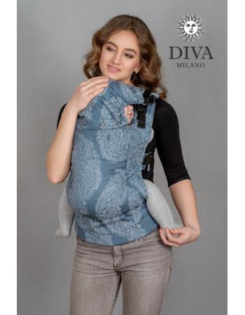 Diva Essenza Wrap Conversion Buckle Carrier: Erba