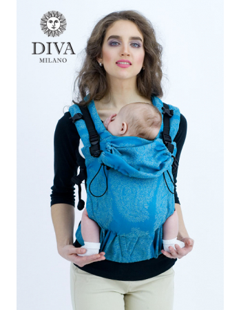 Diva Essenza Wrap Conversion Buckle Carrier: Lago, The One!