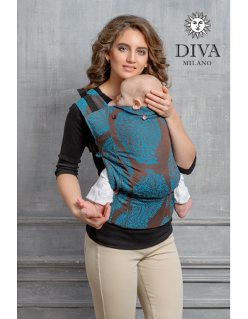 Diva Essenza Wrap Conversion Buckle Carrier: Libellula