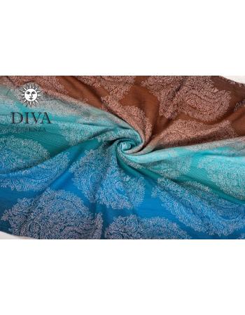 Diva Essenza Mei Tai 100% cotton: Oceano