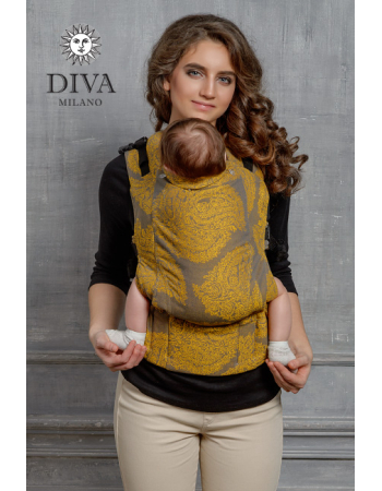 Diva Essenza Wrap Conversion Buckle Carrier: Savana