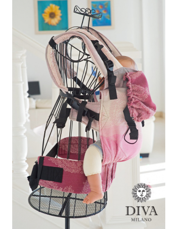 Diva Essenza LE Wrap Conversion Buckle Carrier: Dolce