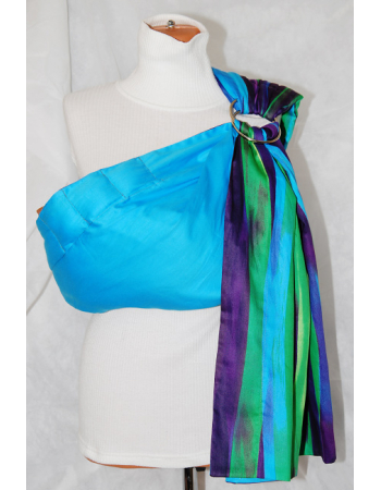 Simple Ring Sling Bayushka, Northern Light - 2-Layered