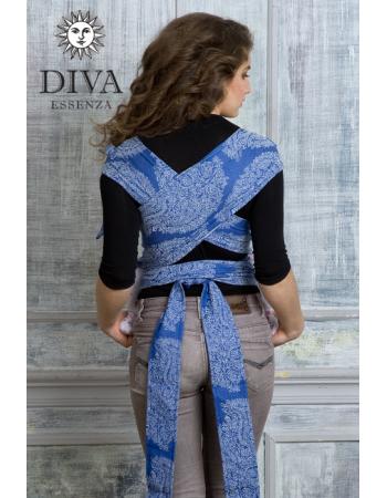 Diva Essenza Mei Tai Linen: Azzurro