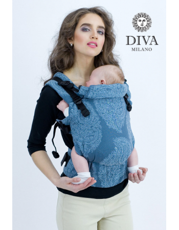 Diva Essenza Wrap Conversion Buckle Carrier: Eclipse, The One!