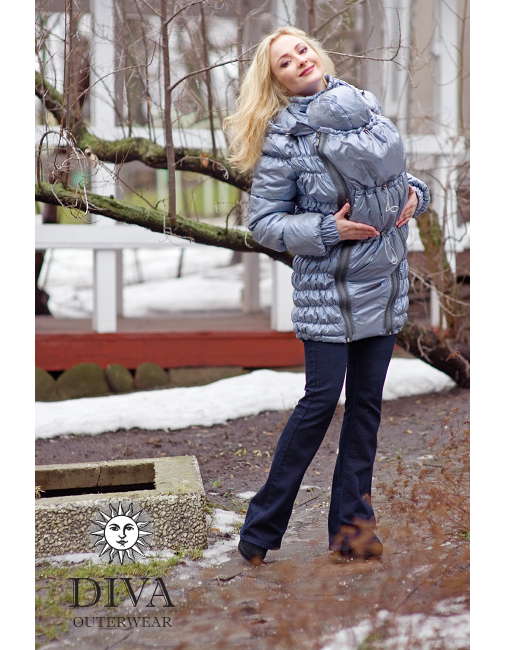 0d4d08449280 Babywearing Coat 3 in 1  babywearing and maternity winter coat