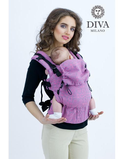 46d9ee4a50d Diva Basico Wrap Conversion Buckle Carrier  Basico Perla