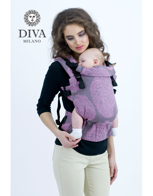 Diva Essenza Wrap Conversion Buckle Carrier: Perla