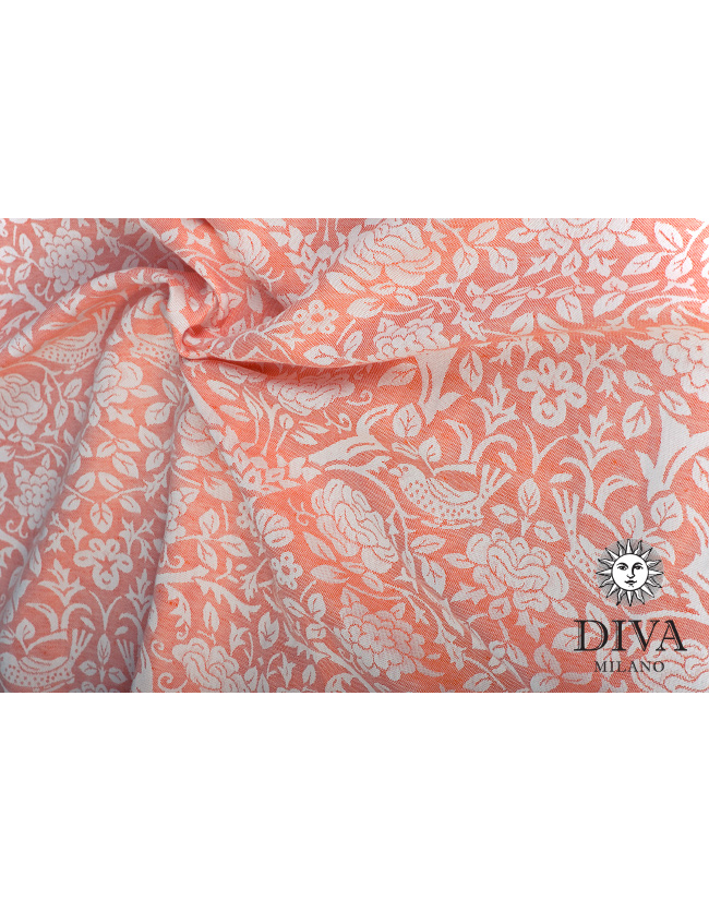 acc35492ceb Rose with Linen  Arancio Ring Sling Rose with Linen  Arancio ...